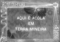 Aqui e Acolá em Terra Mineira - Poster / Capa / Cartaz - Oficial 1