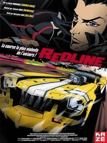 Redline - Poster / Capa / Cartaz - Oficial 3