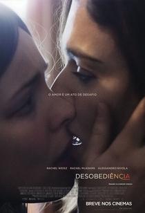 Desobediência - Poster / Capa / Cartaz - Oficial 2