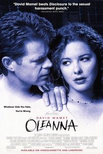 Oleanna - Poster / Capa / Cartaz - Oficial 1