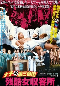 SS Experiment Love Camp - Poster / Capa / Cartaz - Oficial 1