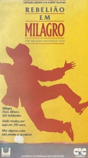 Rebelião em Milagro - Poster / Capa / Cartaz - Oficial 2