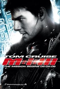 Missão: Impossível 3 - Poster / Capa / Cartaz - Oficial 3