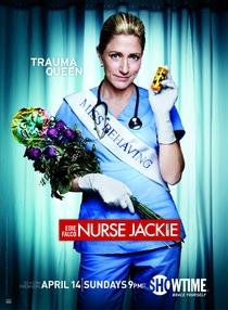 Nurse Jackie (5ª Temporada) - Poster / Capa / Cartaz - Oficial 1