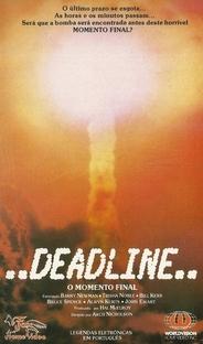 O Momento Final - Poster / Capa / Cartaz - Oficial 1