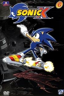 Sonic X (3ª Temporada) - Poster / Capa / Cartaz - Oficial 13