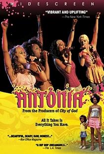 Antônia (2ª temporada) - Poster / Capa / Cartaz - Oficial 1