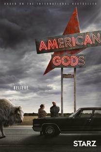 Deuses Americanos (1ª Temporada) - Poster / Capa / Cartaz - Oficial 1