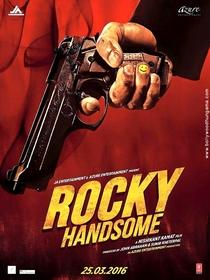 Rocky Handsome - Poster / Capa / Cartaz - Oficial 2