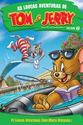 Loucas Aventuras De Tom & Jerry Vol 2  - Poster / Capa / Cartaz - Oficial 1