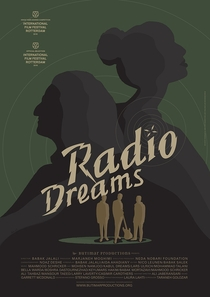 Radio Dreams  - Poster / Capa / Cartaz - Oficial 2