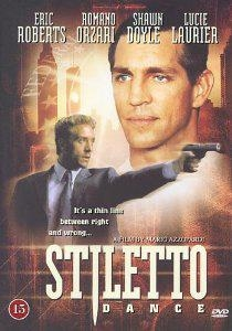 Stiletto Dance - Poster / Capa / Cartaz - Oficial 1