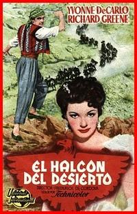 O Gavião do Deserto - Poster / Capa / Cartaz - Oficial 5