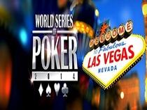 Série Mundial de Pôquer de 2014 - Poster / Capa / Cartaz - Oficial 1