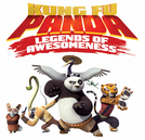Kung Fu Panda: Lendas do Dragão Guerreiro (1ª Temporada) (Kung Fu Panda: Legends of Awesomeness (Season 1))