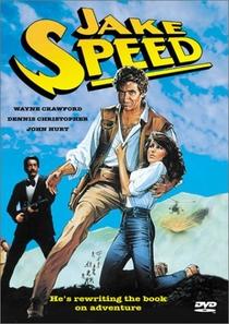 Jake Speed - Poster / Capa / Cartaz - Oficial 4
