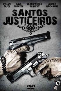 Santos Justiceiros - Poster / Capa / Cartaz - Oficial 2