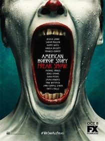 American Horror Story: Freak Show (4ª Temporada) - Poster / Capa / Cartaz - Oficial 2