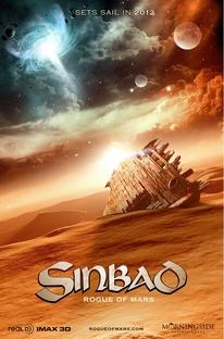 Sinbad - Rogue of Mars - Poster / Capa / Cartaz - Oficial 1