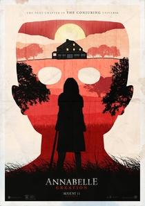 Annabelle 2: A Criação do Mal - Poster / Capa / Cartaz - Oficial 4