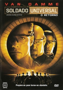 Soldado Universal: O Retorno - Poster / Capa / Cartaz - Oficial 4