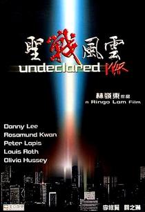 Undeclared War - Poster / Capa / Cartaz - Oficial 1