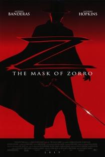 A Máscara do Zorro - Poster / Capa / Cartaz - Oficial 2