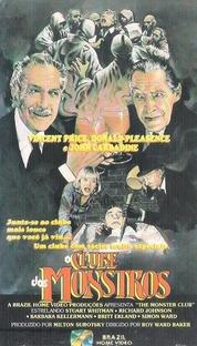 O Clube dos Monstros - Poster / Capa / Cartaz - Oficial 3