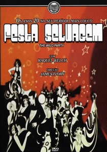 Festa Selvagem - Poster / Capa / Cartaz - Oficial 3