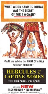 Hércules na Conquista de Atlântida - Poster / Capa / Cartaz - Oficial 3