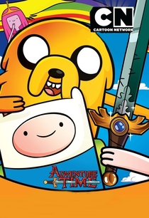 Hora de Aventura (9ª Temporada) - Poster / Capa / Cartaz - Oficial 1