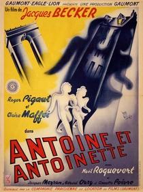 Antoine e Antoinette - Poster / Capa / Cartaz - Oficial 1