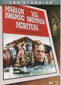 Morituri - Poster / Capa / Cartaz - Oficial 5