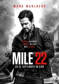22 Milhas - Poster / Capa / Cartaz - Oficial 3