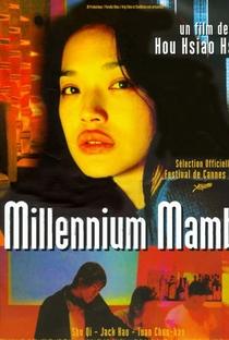 Millennium Mambo - Poster / Capa / Cartaz - Oficial 3