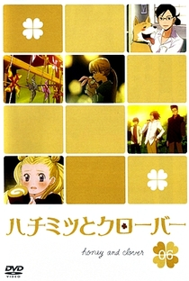 Honey & Clover (1ª Temporada) - Poster / Capa / Cartaz - Oficial 18
