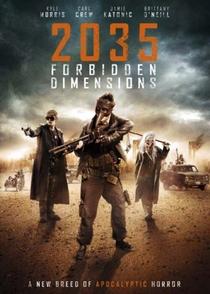 The Forbidden Dimensions - Poster / Capa / Cartaz - Oficial 2
