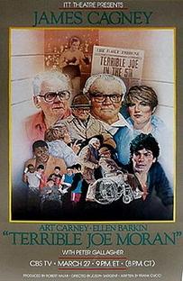 O Terrivel Joe Moran - Poster / Capa / Cartaz - Oficial 1