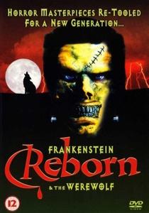 Frankenstein & the Werewolf Reborn! - Poster / Capa / Cartaz - Oficial 1