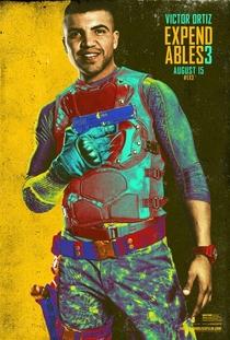 Os Mercenários 3 - Poster / Capa / Cartaz - Oficial 30