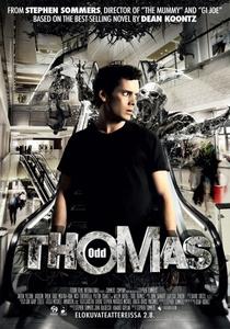 O Estranho Thomas - Poster / Capa / Cartaz - Oficial 1