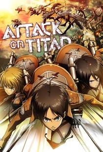 Ataque dos Titãs (1ª Temporada) - Poster / Capa / Cartaz - Oficial 3