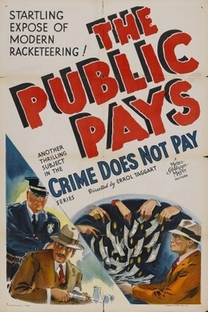 The Public Pays - Poster / Capa / Cartaz - Oficial 1