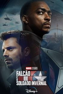 Falcão e o Soldado Invernal - Poster / Capa / Cartaz - Oficial 4