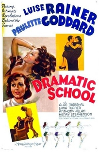 Escola Dramática - Poster / Capa / Cartaz - Oficial 1