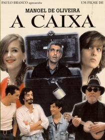 A Caixa - Poster / Capa / Cartaz - Oficial 2