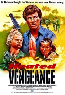 Vietnam - Sangue e Vingança - Poster / Capa / Cartaz - Oficial 2