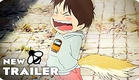 Mirai Of the Future Trailer (2018) Mamoru Hosoda Anime Movie