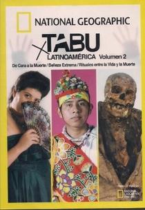 Tabu: América Latina - 2ª Temporada - Poster / Capa / Cartaz - Oficial 1
