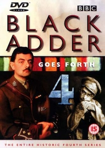 Blackadder Goes Forth - Poster / Capa / Cartaz - Oficial 1
